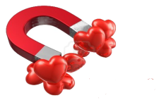 vonzani a szívét